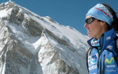 La montaña más difícil de escalar de Edurne Pasabán