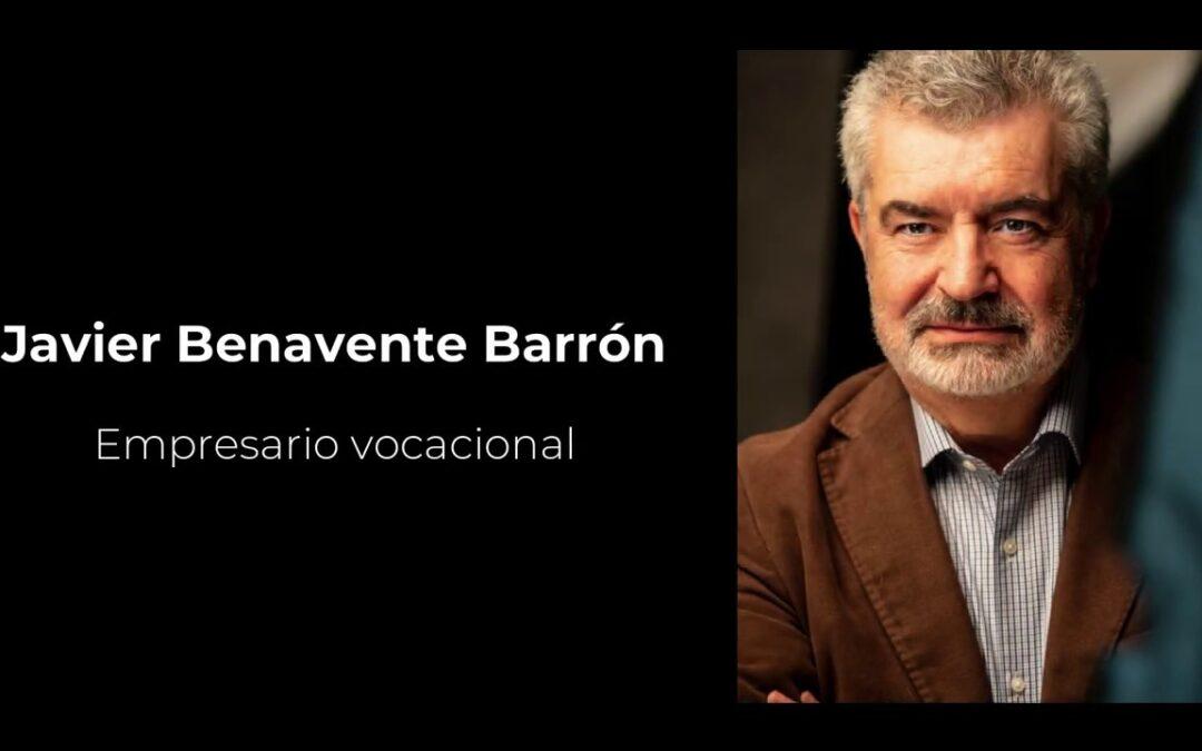 Contratar conferencia emprendimiento y superación del speaker Javier Benavente Barrón