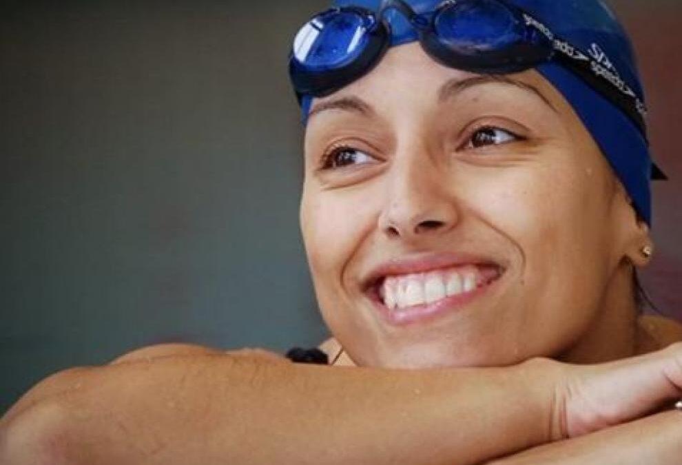 Teresa Perales deportista paralimpica